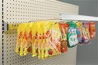 Hook Systems - siffron's hook systems include the mega bar hook system, crossbars and crossbar hooks, and tiered organizer racks. Mega Bar, Organizer Rack.